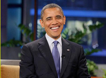 جولولي | باراك أوباما يخرج من موقف محرج بذكاء.. فيديو