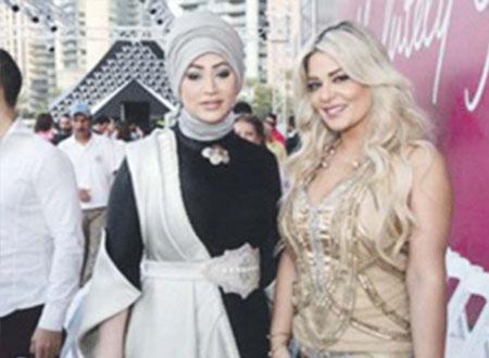 فاطمة إسماعيل.. أناقة باريسية تجذب مشاهير لبنان