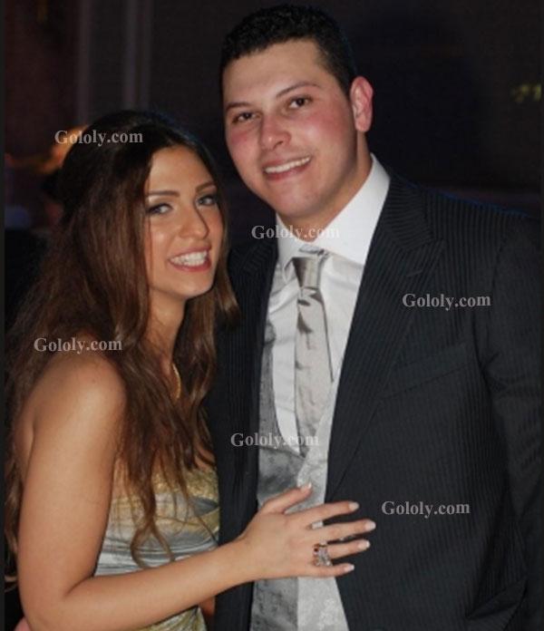 حفل خطوبة ابن هاني شاكر