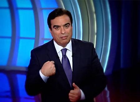 جورج قرداحي مهاجما ريهام سعيد: تستحق الضرب بالجزمة