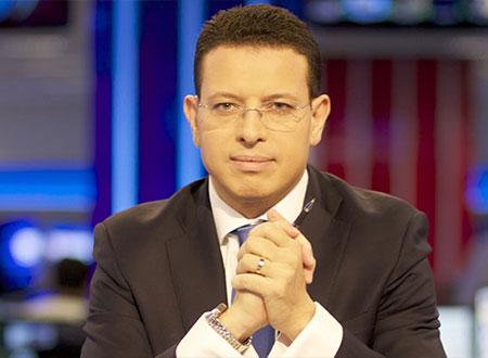 استقالة عمرو عبد الحميد مذيع قناة الحياة من منصبه 2015
