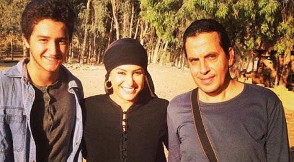 أحمد مالك مع