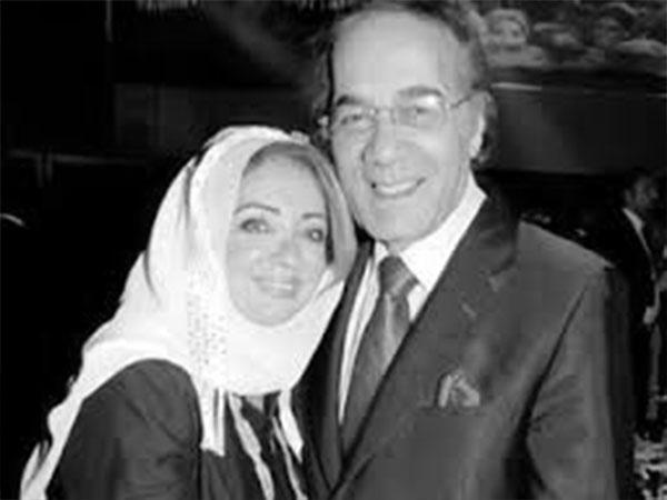 محمود ياسين و شهيرة