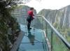 بالصور.. أعلى «ممشى زجاجي» في العالم