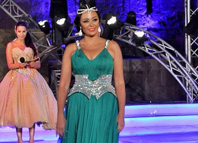 البوم - حفل افتتاح مسابقة ملكة جمال مصر 2014