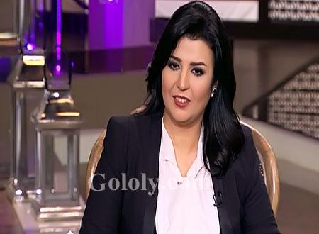 منى الشاذلي تحتفل بمولودة عمرو يوسف وكندة علوش على الهواء.. فيديو