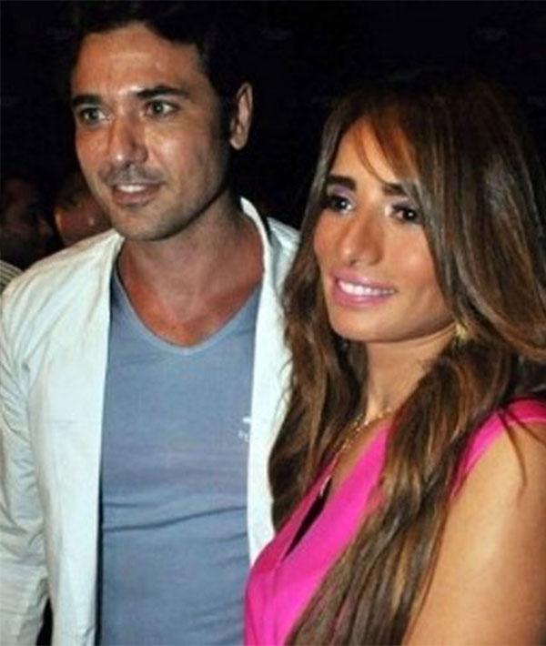 زينة و احمد عز