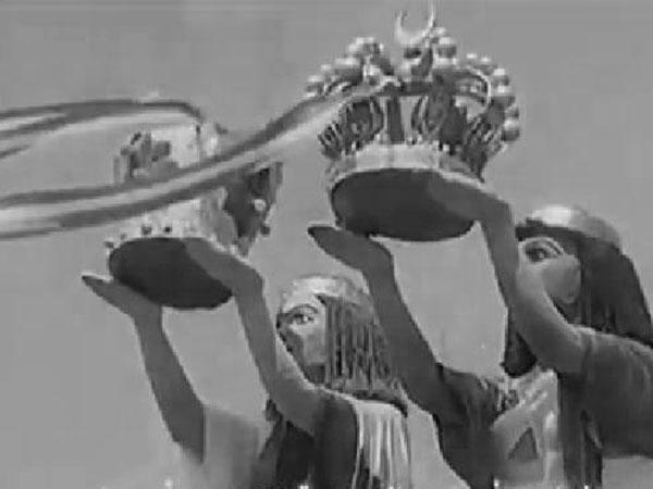 حفل زفاف أسطوري للأميرة فوزية على شاه