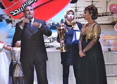 تكريم نجوم الفن والرياضة والإعلام في مهرجان الحياة لدعم الدراما - البوم