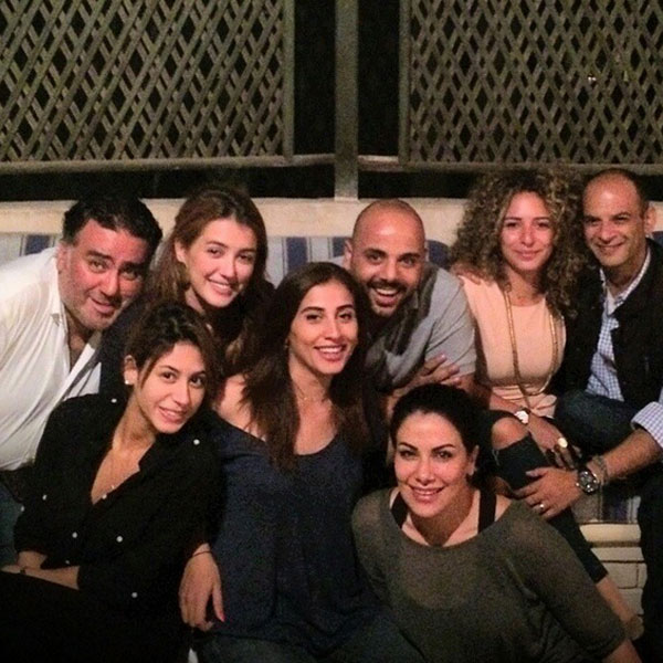 جولولي | دينا الشربيني تحتفل بخروجها من السجن.. صور