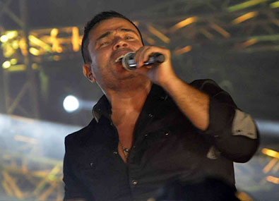 عمرو دياب حفل ستاد الهوكي 2014 - البوم