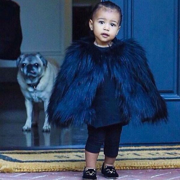 كيم كارداشيان تنشر صوراً مميزة لابنتها