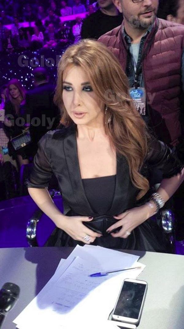 جولولي | نانسي عجرم تزلزل ختام Arab Idol بإطلالة جامحة.. صور