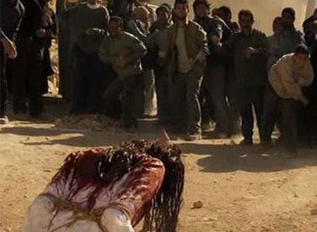 سورية ترجم حتى الموت لامتلاكها حسابا على فيس بوك