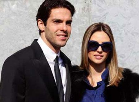 كاكا وزوجته