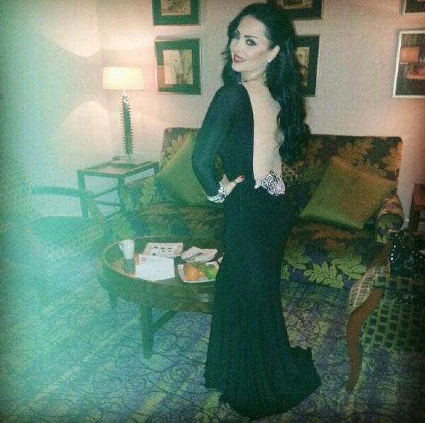 729473fb7 ديانا كرازون بإطلالة صاروخية في حفل زفاف خاص .. صور | فن عربي ...