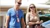 مايكل شوماخر وزوجته