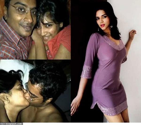 تسريب صور فاضحة للممثلة الهندية فاسوندارا كاشياب مع صديقها على الانترنت.. صور