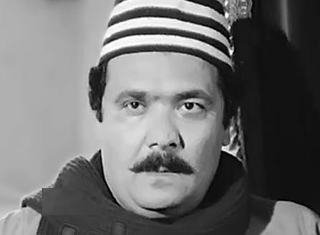 إبراهيم عبدالرازق.. الشرير الذي مات على خشبة المسرح.. صور نادرة