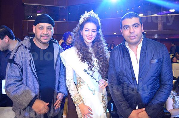 سلمى كظموط ملكة جمال العرب