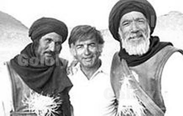 عبدالله غيث و انتوني كوين
