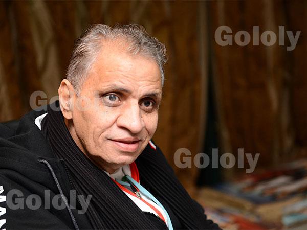 احمد السبكي يعود من رحلة علاج لندن