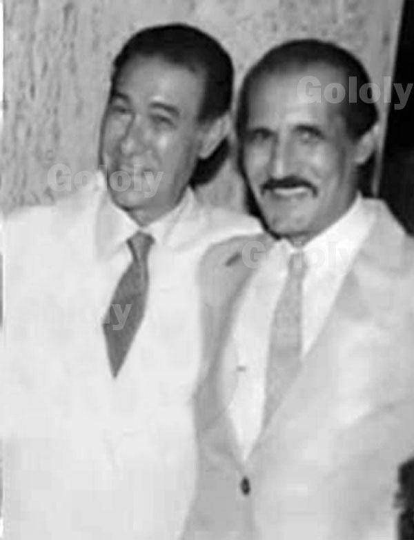 حمدي غيث و عبدالله غيث
