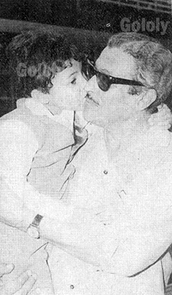 عماد حمدي و نادية الجندي