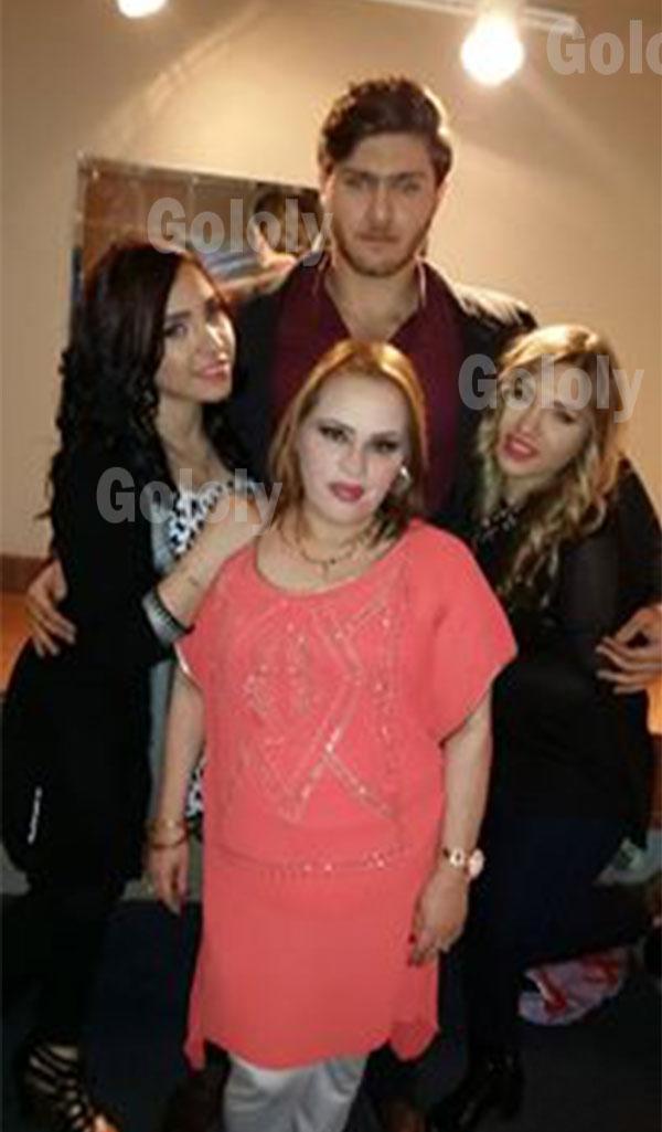 جولولي | نادية العراقية تنشر أول صورة لزوجها.. شاهد