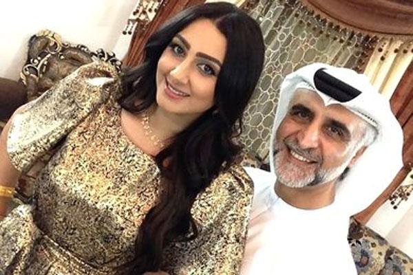 هيفاء حسين و حبيب غلوم