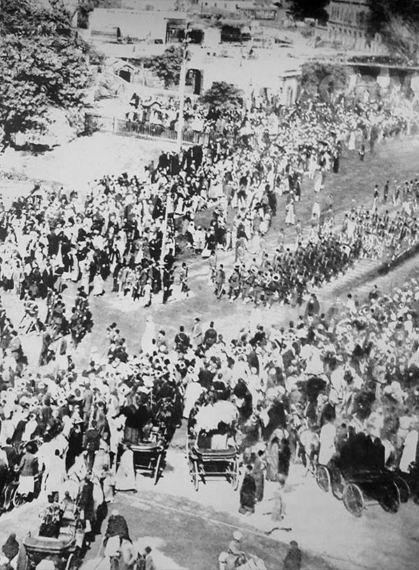 Image result for جنازة الخديوي توفيق