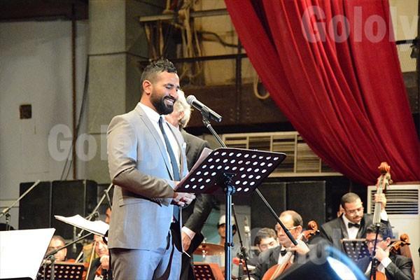 حفل احمد سعد