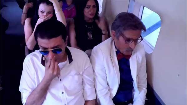 مصطفى كامل - رامز واكل الجو