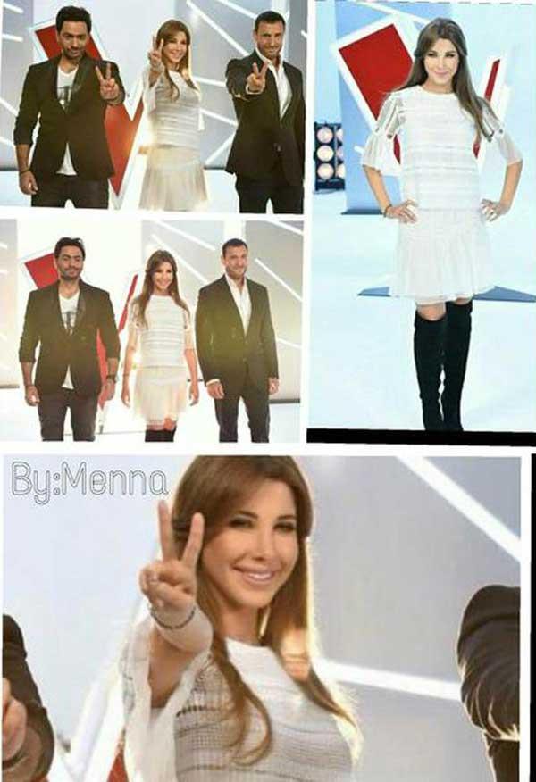 جولولي   مسلحون يطلقون النار على الفنان تامر حسني في لبنان.. فيديو