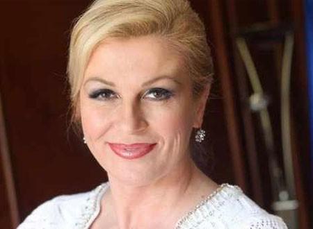 رئيسة كرواتيا كوليندا كيتاروفيتش ممنوعة من حضور مباراة «الأسود الثلاثة»