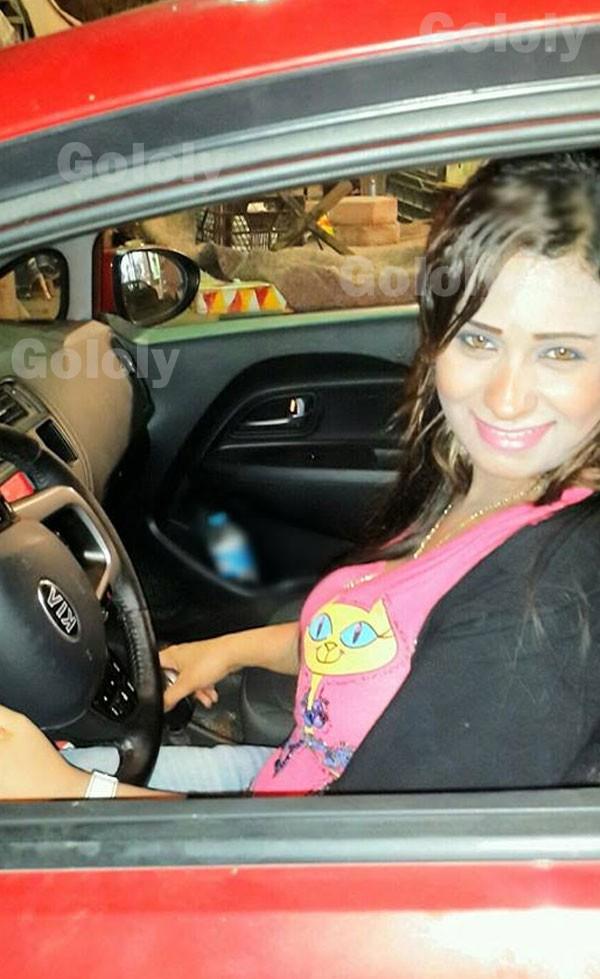 جولولي | سعيد طرابيك يهدي زوجته سيارة حديثة.. صور