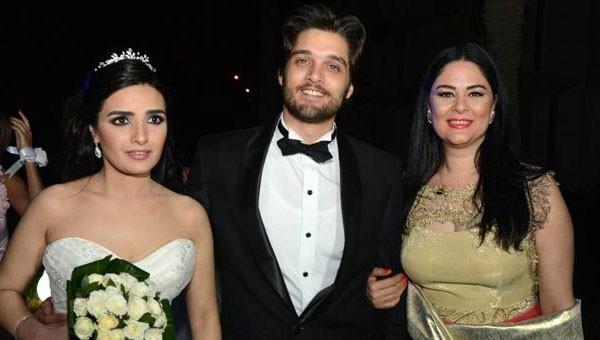 حفل زفاف ياسمين جيلاني وعمر خورشيد