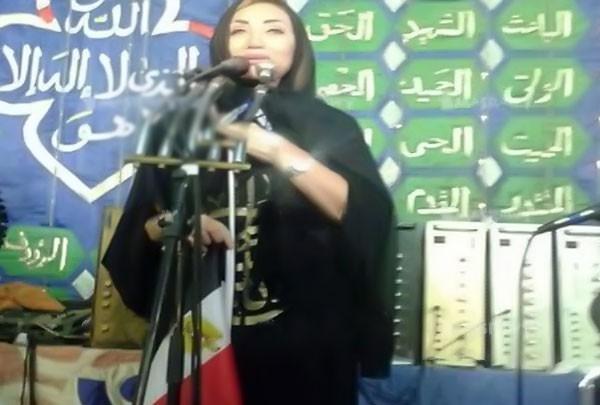 جولولي   بعد قرار عودة برنامجها.. ريهام سعيد بالعباءة والحجاب في حفل «نائب الجن والعفاريت».. صور