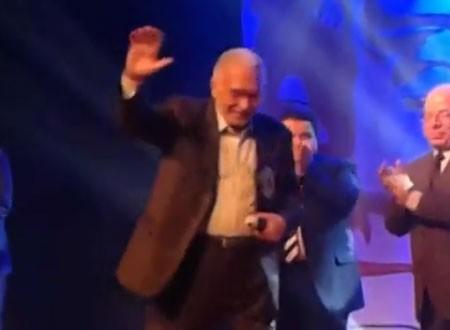 أبو زهرة غاضب بعد مشاركة أحفاده في في Arab Got Talent.. وهذا هو السبب.. صور