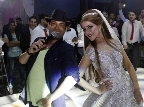 صافيناز و سعد الصغير و بوسي
