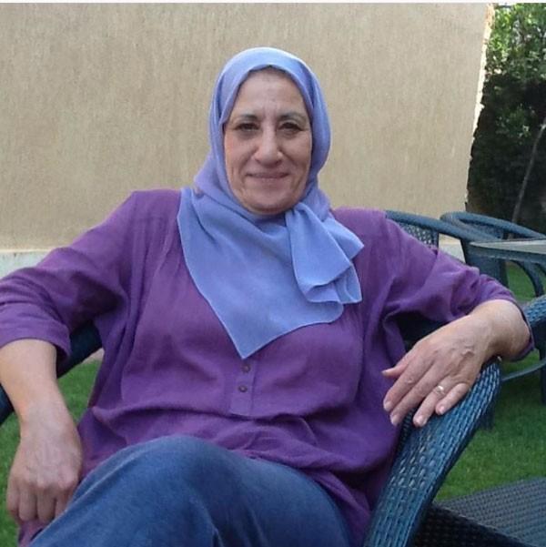والدة احمد السعدني