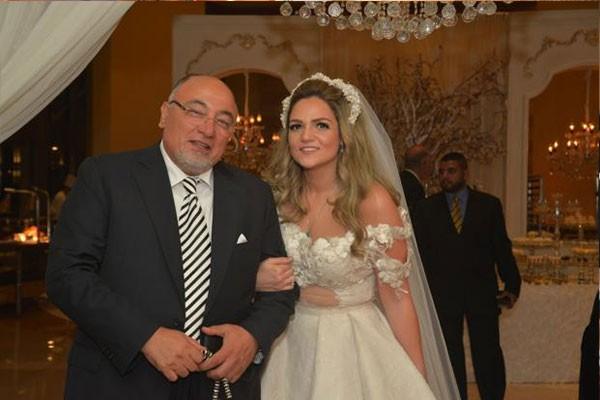 زفاف نجل مجدي عبد الغني