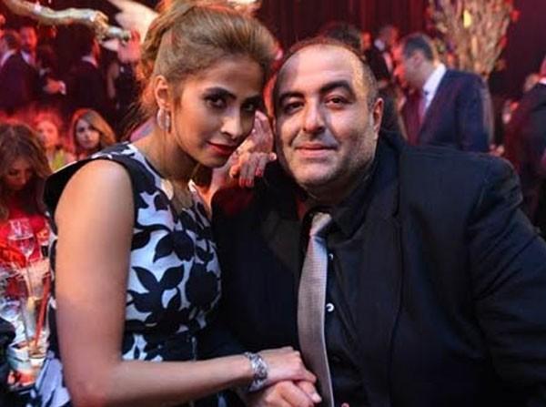 روبي وسامح عبدالعزيز