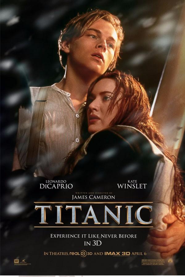 2e896a32b الفيلم مستوحى من حادثة غرق سفينة تايتنيك في رحلتها الأولى عام 1912، وتدور  أحداثه حول شاب يُدعى «جاك داوسون» يكسب تذكرة للسفرة إلى أمريكا عبر تايتنيك،  الأمر ...