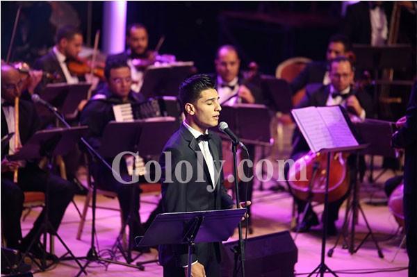 محمد عساف يشعل مهرجان الموسيقى العربية