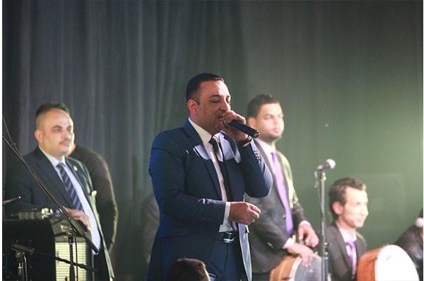 صوفينار و محمود الليثي و هدى يشعلون حفل رأس السنة في سيتي ستارز