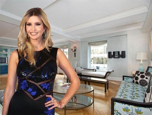 فخامة شقة «إيفانكا ترامب» في منهاتن - شقة ايفانكا ترامب