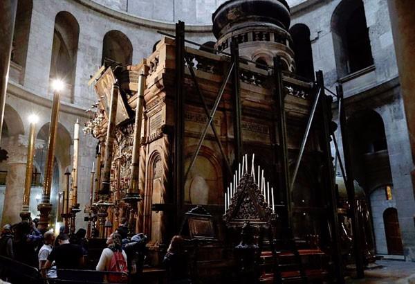 قبر المسيح