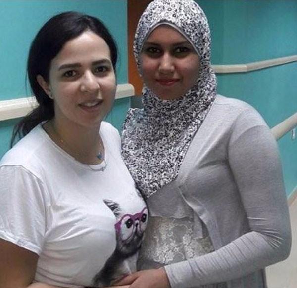 أول صور لإيمي سمير غانم بعد أخبار مرضها.. شاهد