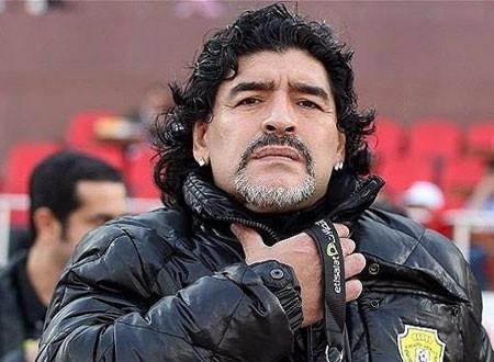 الإثارة تدفع شركة عالمية لإنتاج فيلم عن حياة دييجو مارادونا